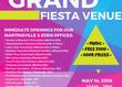 Pop Up Job Fair at Grand Fiesta Venue with AmeriStaff
